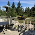 Terrace at the Oxford Suites Hotel Spokane Valley