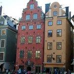Altstadt Häuser