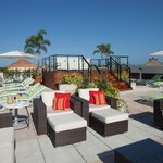Club Level Rooftop Sundeck