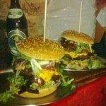 The best BBQ Burger in Berlin...