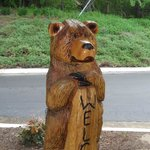 Welcoming Bear
