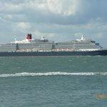 RMS. Queen Elizabeth
