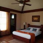 Interior of our room