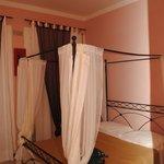 Camera Amaranto - letto