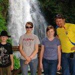 Peguche Waterfall, Otavalo