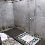 Suka Sari outdoor bathroom