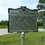 roadside marker