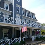 Front of Manisses Hotel