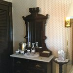 Dresser in Warrior Room