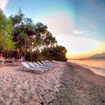 Photo de The Trawangan Resort