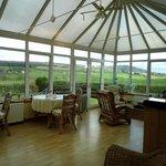 Leanach Farm Conservatory