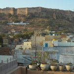Spectacular views of Mehrangarh Fort