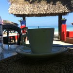 breakfast ..good coffee