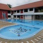 Beautiful pool and Gym
