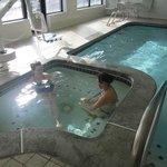 Hot tub/ Pool