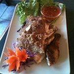 Marinated BBQ Chicken