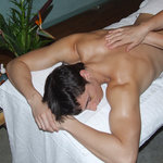 Massage in Day Spa
