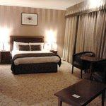 Bedroom at Dingle Skellig Hotel, Kerry