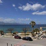 Veduta panoramica dalla TRATTORIA da GERONIMO