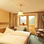 Zimmer mit Panoramablick