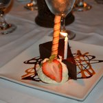 Chocolate Mousse Bombe - Ohhhhh, my!