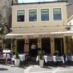 Mythos, Corfu Town