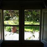window of the room
