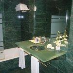 Salle de bains impeccable!