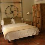 camera molto pulita, elegante nella sua semplicità