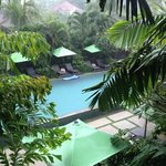rainy day in Bali @ Cicada