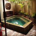 villa pool 2 bedroom villa 4