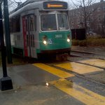 C Train, for Fenway Park, get off at Kenmore Sq.