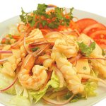 Yum Talay - spicy seafood salad