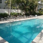 1 of 2 Pools Available for Guests