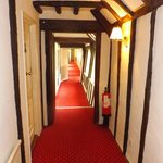 Passage to rooms