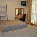 Habitacion Doble de Dos camas matrimoniales