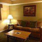 Livingroom / sofa bed