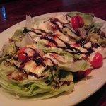 Hot Wedge Salad