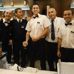 The very helpful and cheeky bar staff!