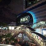 depan hotel Muangphol mansion Bangkok