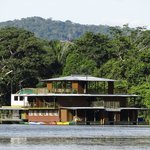 Foto de Jungle Land Panama Floating Lodge