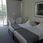 inside room 305