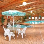 Our Great Indoor Pool Area