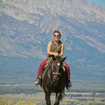 Riding at Spring Creek