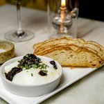Ricotta Cheese & Fava Beans with Local Mint