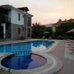 Fool moon evening at Iztuzu Villa 1