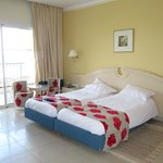 Double room, bright and welcoming