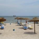 Hotels private beach