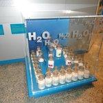 Salt in 1 m3 ocen water