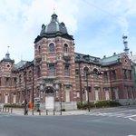 Bank of Iwate Red Brick Building